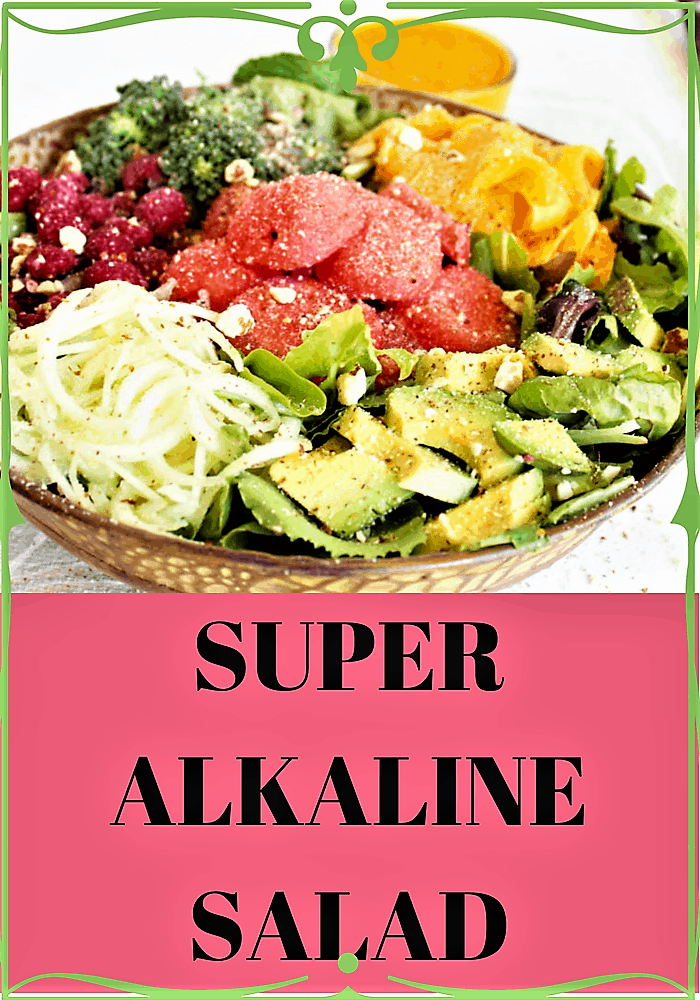 SUPER ALKALINE SALAD