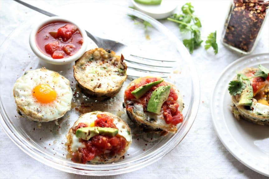 Breakfast Potato Egg Cups