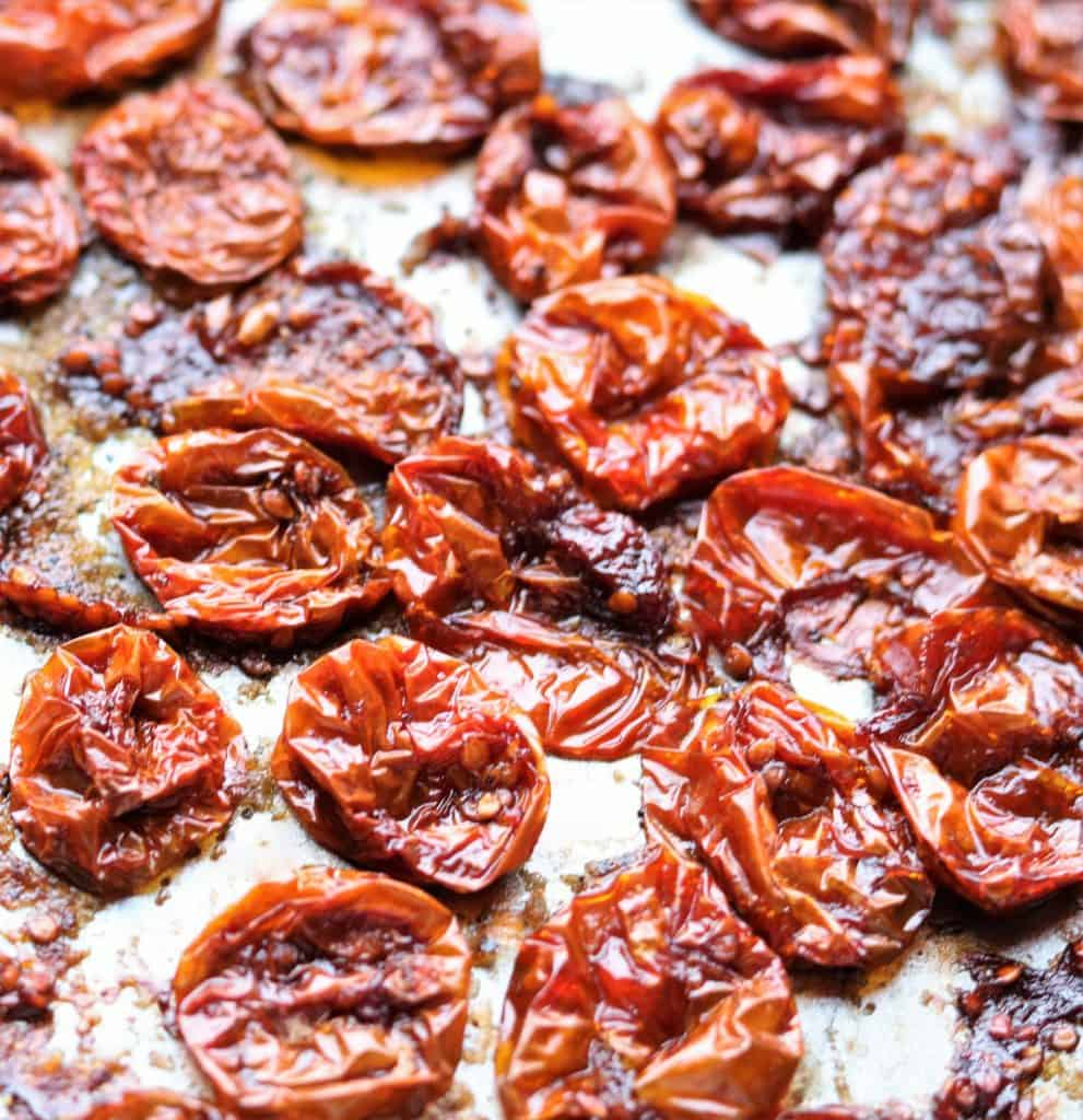 Lazy Girl's Sun Dried Tomatoes