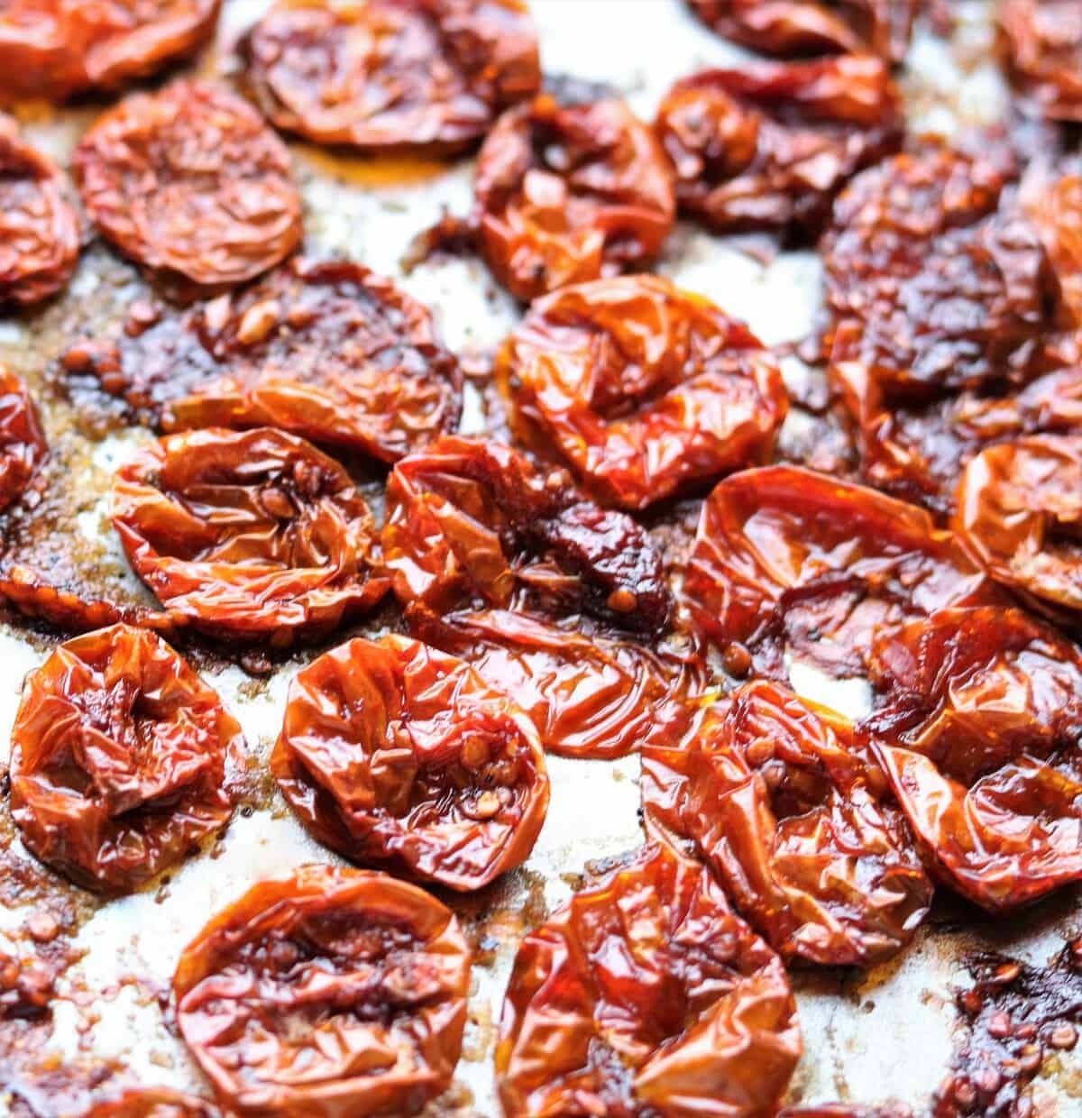 Lazy Girl's Sun Dried Tomatoes -