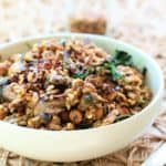 Smoked Chickpea Kale Stirfry