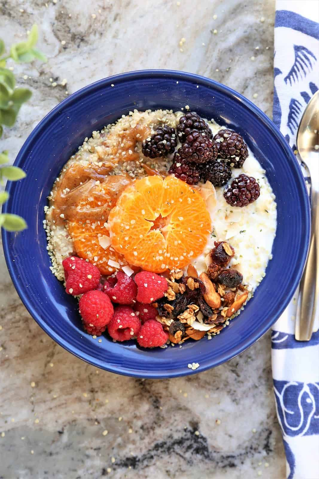 Power Breakfast Bowl