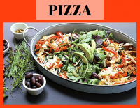 Vegan and Vegetarian Pizza