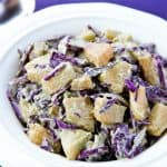 Grilled Pineapple Slaw