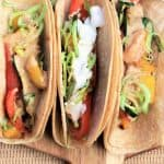 Grilled Vegetable Tacos
