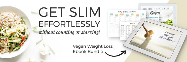 Effortless Weight Loss With Vegan Diet