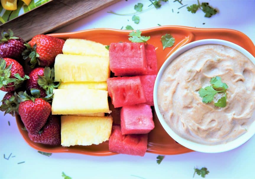 Sweet Fig Dip