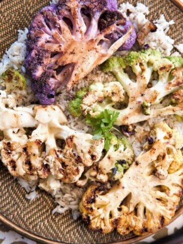 Grilled-Sesame-Cauliflower
