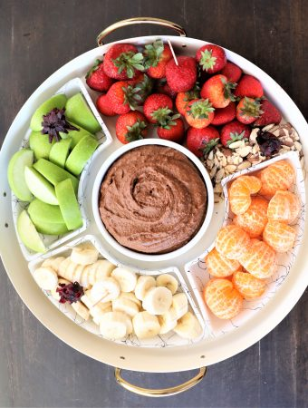 Chocolate Hummus