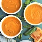Harvest Vegetable Jalapeno Bisque